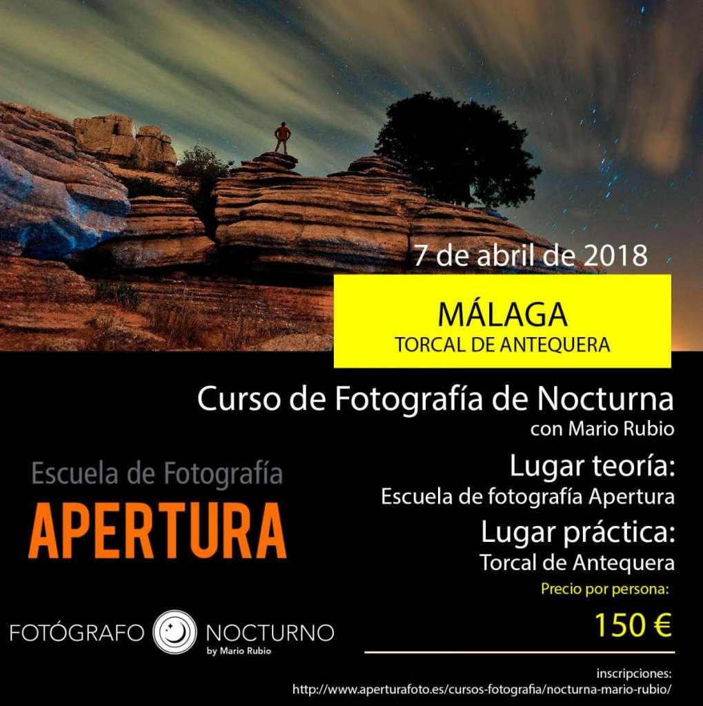 Curso en Málaga. 7 de abril de 2018 1