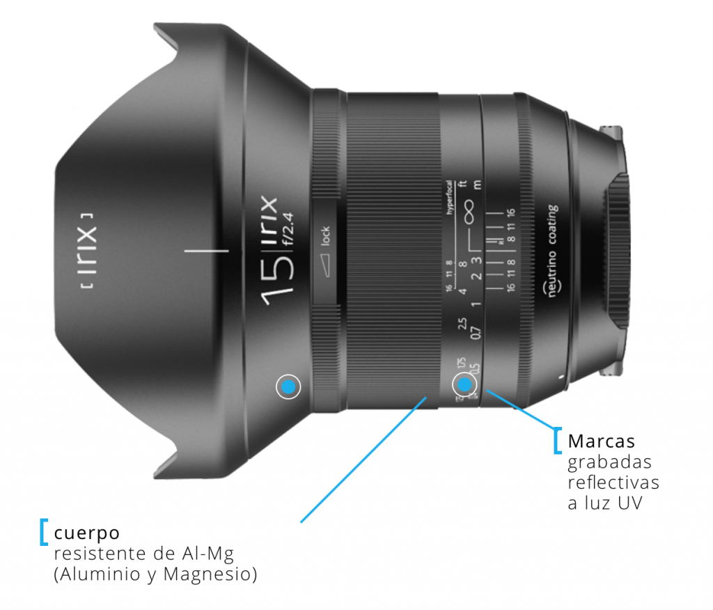 Review Irix 15mm, mi visión 1