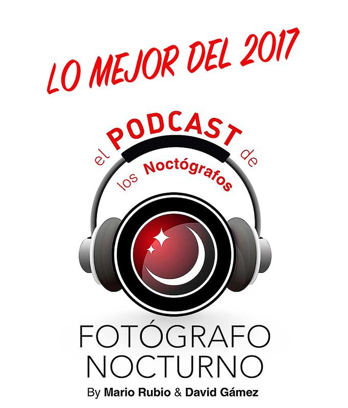 Mejores episodios del  podcast Fotógrafo Nocturno en 2017 1