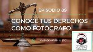 Mejores episodios del  podcast Fotógrafo Nocturno en 2017 4
