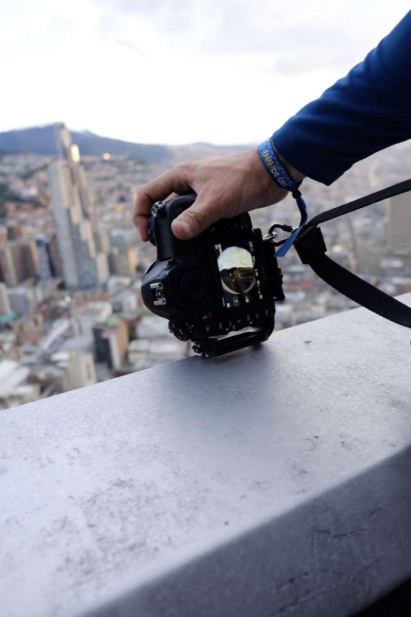 Así fue el taller de fotografía en Colombia 4