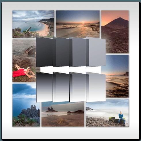 Curso de fotografía de paisajes y personas con filtros 1