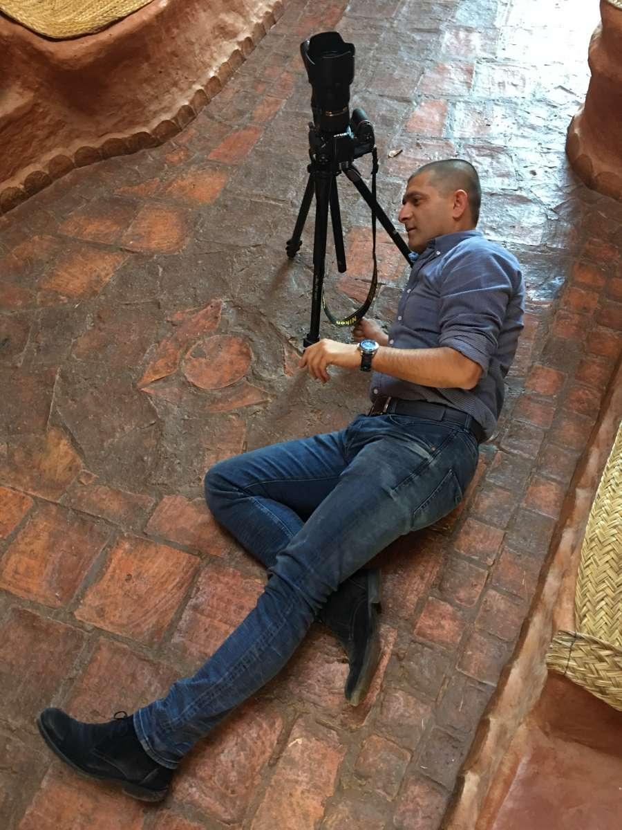 Así fue el taller de fotografía en Colombia 18