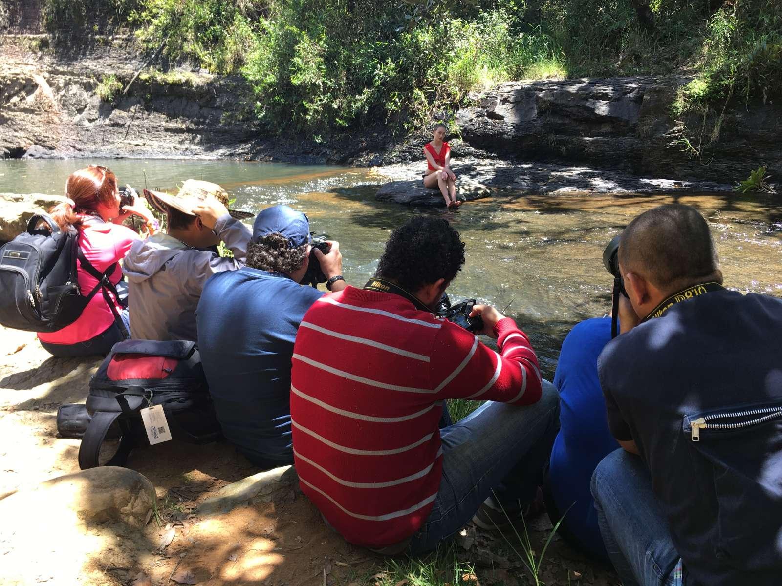 Así fue el taller de fotografía en Colombia 32