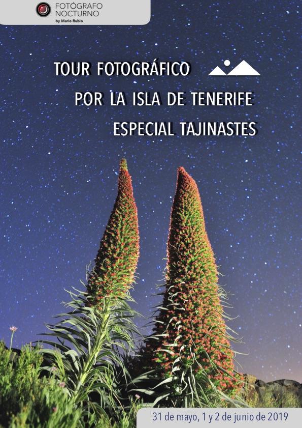 TOUR FOTOGRÁFICO Tenerife TAJINASTES_2