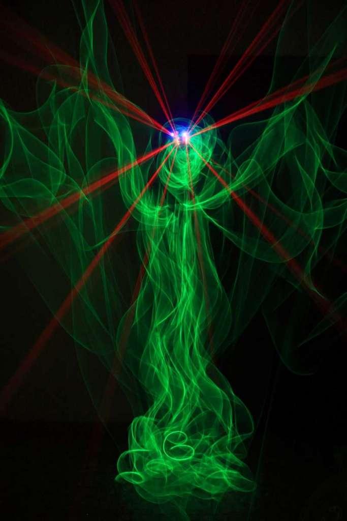 – Ser de luz verde