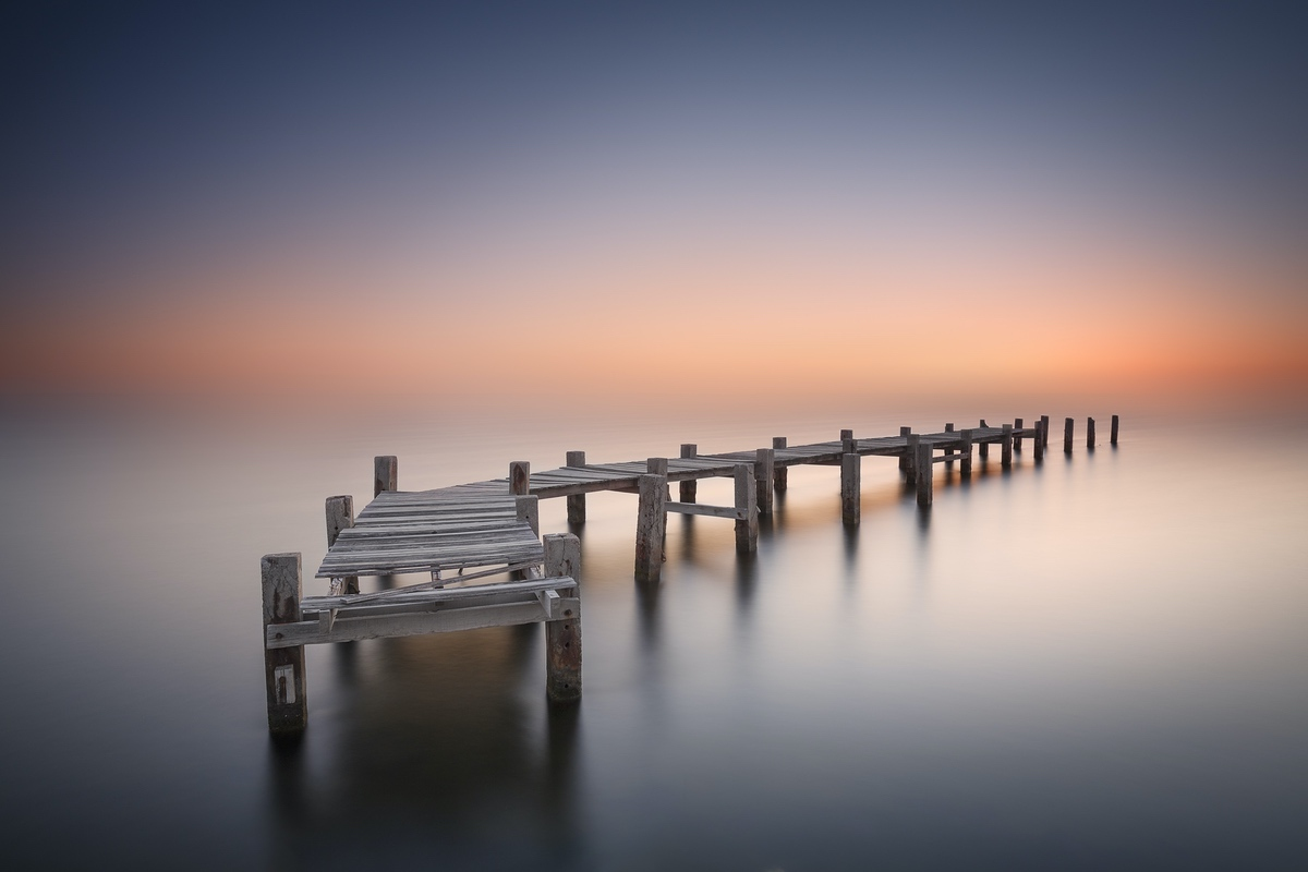 Old pier