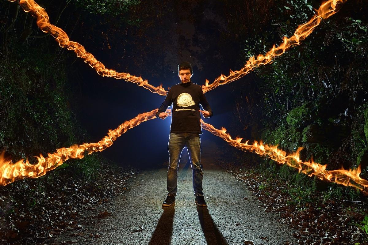 3 Objetivo quemar