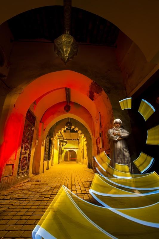 9.Zoco de Marrakech
