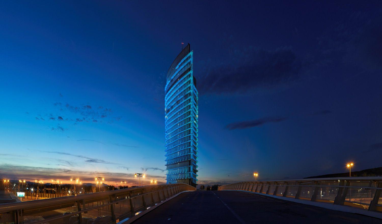 Torre  del agua – Expo Zaragoza