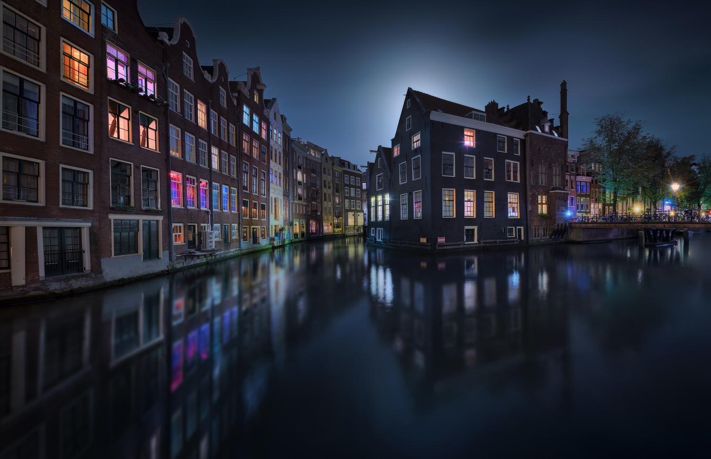 JesúsmGarcía_Moonlight_over_Amsterdam
