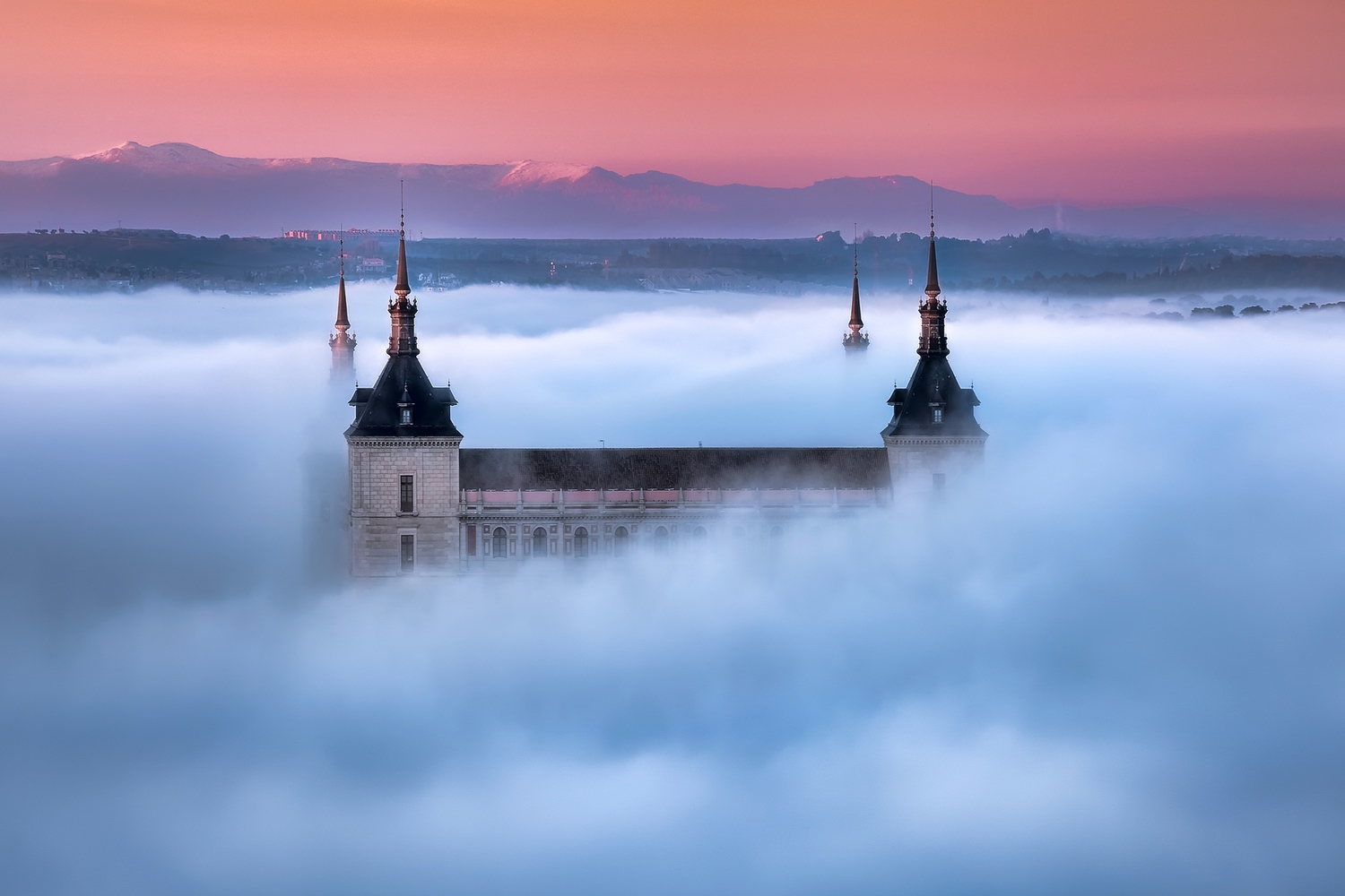 jesusmgarcia_Toledo_city_foggy_sunset_30x20
