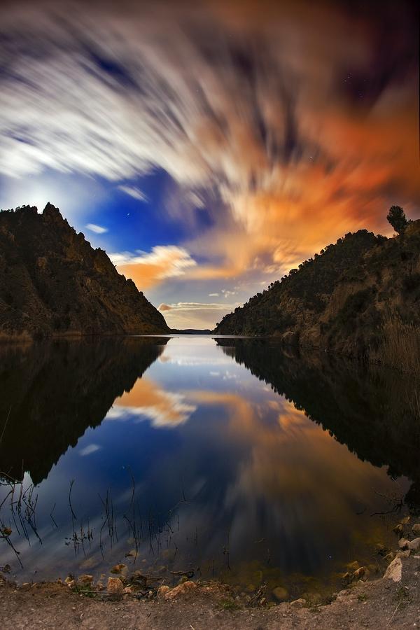 el espejo de la naturaleza